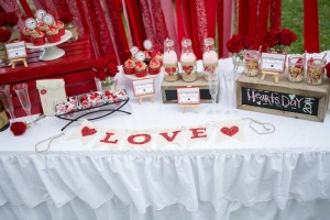 All You Need is Love Valentine's Day Party with Such Cute Ideas via Kara's Party Ideas.com #loveparty #vday #xoxo #redheartparty #karaspartyideas (2)