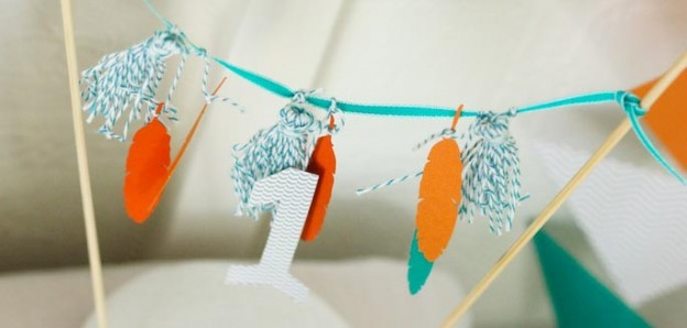 Hipster Baby Boy 1st Birthday Party with Such Cute Ideas via Kara's Party Ideas Kara Allen KarasPartyIdeas.com #nativeamericanparty #indianparty #teepees #boypartyideas #karaspartyideas (1)