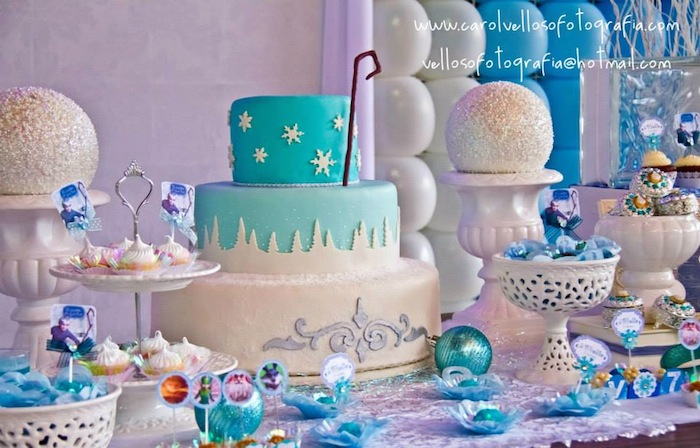 Kara S Party Ideas Jack Frost Rise Of The Guardians