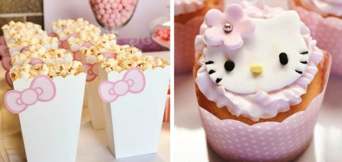 Kara S Party Ideas Pastel Pink Hello Kitty Party Ideas