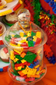 Lego Olympics themed birthday party with Lots of Awesome Ideas via Kara's Party Ideas Kara Allen KarasPartyIdeas.com #legoparty #legos #legocake #boyparty #karaspartyideas (10)