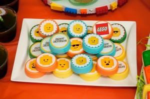 Lego Olympics themed birthday party with Lots of Awesome Ideas via Kara's Party Ideas Kara Allen KarasPartyIdeas.com #legoparty #legos #legocake #boyparty #karaspartyideas (6)
