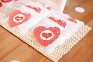 Xoxo Themed Valentine's Day Party with Lots of Really Cute Ideas via Kara's Party Ideas KarasPartyIdeas.com #valentinesparty #loveparty #xoxoparty #karaspartyideas (19)