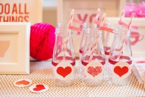 Xoxo Themed Valentine's Day Party with Lots of Really Cute Ideas via Kara's Party Ideas KarasPartyIdeas.com #valentinesparty #loveparty #xoxoparty #karaspartyideas (10)