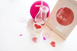Xoxo Themed Valentine's Day Party with Lots of Really Cute Ideas via Kara's Party Ideas KarasPartyIdeas.com #valentinesparty #loveparty #xoxoparty #karaspartyideas (2)