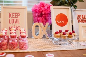 Xoxo Themed Valentine's Day Party with Lots of Really Cute Ideas via Kara's Party Ideas KarasPartyIdeas.com #valentinesparty #loveparty #xoxoparty #karaspartyideas (13)