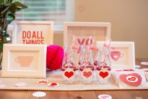 Xoxo Themed Valentine's Day Party with Lots of Really Cute Ideas via Kara's Party Ideas KarasPartyIdeas.com #valentinesparty #loveparty #xoxoparty #karaspartyideas (12)