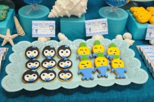 Octonauts Themed Birthday Party with Lots of Great Ideas via Kara's Party Ideas KarasPartyIdeas.com #octonautsparty #partydecor #partyideas (6)