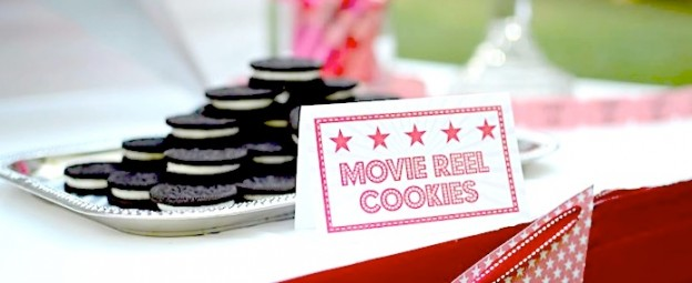 You're a star hollywood performing rock n roll birthday party via Kara's Party Ideas KarasPartyIdeas.com