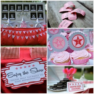 You're a Star Themed Talent Show Party with Lots of Really Cute Ideas via Kara's Party Ideas KarasPartyIdeas.com #hollywoodparty #talentshow #hollywoodpartydecor #starparty #partydecor #partyideas (38)