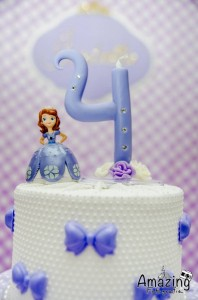 Sofia the First Themed Birthday Party with So Many Cute Ideas via Kara's Party Ideas | KarasPartyIdeas.com #princessparty #sofiathefirstparty #disneyprincess #partydecor #partyideas (12)