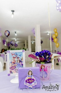 Sofia the First Themed Birthday Party with So Many Cute Ideas via Kara's Party Ideas | KarasPartyIdeas.com #princessparty #sofiathefirstparty #disneyprincess #partydecor #partyideas (2)