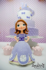 Sofia the First Themed Birthday Party with So Many Cute Ideas via Kara's Party Ideas | KarasPartyIdeas.com #princessparty #sofiathefirstparty #disneyprincess #partydecor #partyideas (16)
