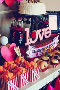 Circus themed Valentine's Day Party with Lots of Really Cute Ideas via Kara's Party Ideas KarasPartyIdeas.com #circusparty #valentinesdayparty #kidsvalentinesdayparty #valentinesdaydecor #love #xoxo #partyideas (3)