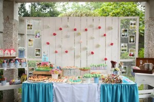 Shabby Chic Alice in Wonderland Themed Birthday Party Full of Fabulous Ideas via Kara's Party Ideas KarasPartyIdeas.com #aliceinwonderland #queenofhearts #madhatter #shabbychicparty #partyideas (27)