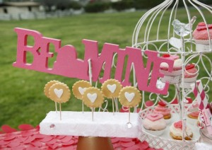 Sweet Love Valentine's Day Party with Really Cute Ideas via Kara's Party Ideas KarasPartyIdeas.com #loveparty #valentinesday #bridalshower #lovepartyideas (9)