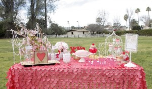 Sweet Love Valentine's Day Party with Really Cute Ideas via Kara's Party Ideas KarasPartyIdeas.com #loveparty #valentinesday #bridalshower #lovepartyideas (6)