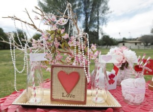 Sweet Love Valentine's Day Party with Really Cute Ideas via Kara's Party Ideas KarasPartyIdeas.com #loveparty #valentinesday #bridalshower #lovepartyideas (4)