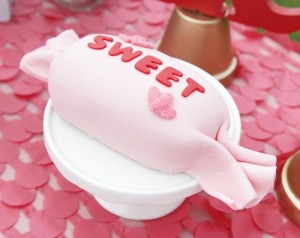 Sweet Love Valentine's Day Party with Really Cute Ideas via Kara's Party Ideas KarasPartyIdeas.com #loveparty #valentinesday #bridalshower #lovepartyideas (3)