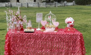 Sweet Love Valentine's Day Party with Really Cute Ideas via Kara's Party Ideas KarasPartyIdeas.com #loveparty #valentinesday #bridalshower #lovepartyideas (16)