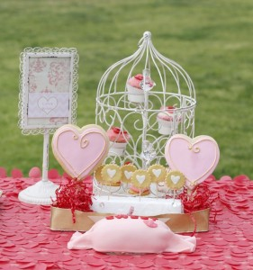 Sweet Love Valentine's Day Party with Really Cute Ideas via Kara's Party Ideas KarasPartyIdeas.com #loveparty #valentinesday #bridalshower #lovepartyideas (15)