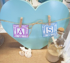 Beach Themed Engagement Party with Such Beautiful Ideas via Kara's Party Ideas KarasPartyIdeas.com #elegantbeachparty #engagementparty #partydecor #partyideas (18)