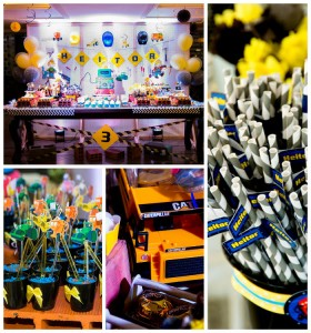 Bob the Builder Themed Birthday Party with Lots of Awesome Ideas via Kara's Party Ideas Kara Allen KarasPartyIdeas.com #constructionparty #bobthebuilder #truckparty #partydecor #partyideas (17)