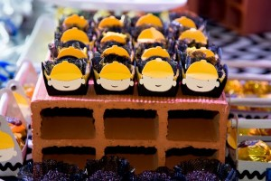 Bob the Builder Themed Birthday Party with Lots of Awesome Ideas via Kara's Party Ideas Kara Allen KarasPartyIdeas.com #constructionparty #bobthebuilder #truckparty #partydecor #partyideas (6)