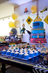Bob the Builder Themed Birthday Party with Lots of Awesome Ideas via Kara's Party Ideas Kara Allen KarasPartyIdeas.com #constructionparty #bobthebuilder #truckparty #partydecor #partyideas (15)