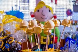 Bob the Builder Themed Birthday Party with Lots of Awesome Ideas via Kara's Party Ideas Kara Allen KarasPartyIdeas.com #constructionparty #bobthebuilder #truckparty #partydecor #partyideas (14)