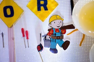 Bob the Builder Themed Birthday Party with Lots of Awesome Ideas via Kara's Party Ideas Kara Allen KarasPartyIdeas.com #constructionparty #bobthebuilder #truckparty #partydecor #partyideas (10)