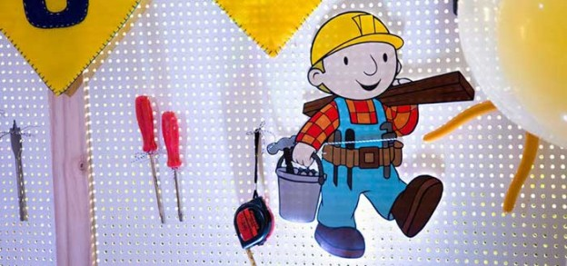 Bob the Builder Themed Birthday Party with Lots of Awesome Ideas via Kara's Party Ideas Kara Allen KarasPartyIdeas.com #constructionparty #bobthebuilder #truckparty #partydecor #partyideas (1)