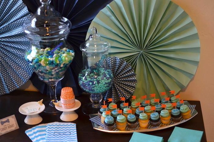 bow tie baby shower with so many great ideas via kara 39 s party ideas