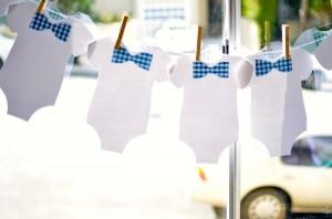 Bow Tie Baby Shower with So Many Great Ideas via Kara's Party Ideas KarasPartyIdeas.com #botieparty #boybabyshower #partydecor #partyideas (23)