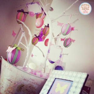 Butterfly Garden Baby Shower with Lots of Cute Ideas via Kara's Party Ideas KarasPartyIdeas.com #butterflyparty #gardenparty #butterflybirthdayparty #girlypartyideas #partydecor (3)