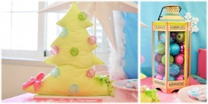 Christmas Brunch Party with Lots of Really Cute Ideas via Kara's Party Ideas Cake, decor, cupcakes, games and more! KarasPartyIdeas.com #christmas #christmasparty #partyideas #partydecor (14)