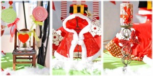 Christmas Brunch Party with Lots of Really Cute Ideas via Kara's Party Ideas Cake, decor, cupcakes, games and more! KarasPartyIdeas.com #christmas #christmasparty #partyideas #partydecor (12)