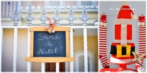 Christmas Brunch Party with Lots of Really Cute Ideas via Kara's Party Ideas Cake, decor, cupcakes, games and more! KarasPartyIdeas.com #christmas #christmasparty #partyideas #partydecor (8)