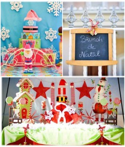 Christmas Brunch Party with Lots of Really Cute Ideas via Kara's Party Ideas Cake, decor, cupcakes, games and more! KarasPartyIdeas.com #christmas #christmasparty #partyideas #partydecor (2)