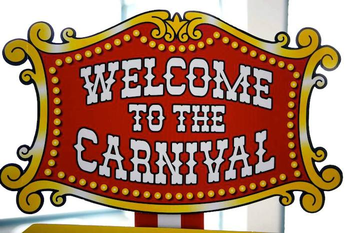 Image result for circus carnival