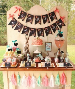 Chalkboard Spring Party + Floral Easter Brunch with SO MANY Really Cute Ideas via Kara's Party Ideas KarasPartyIdeas.com #easterparty #easterbrunch #springparty #springpartyideas #brunchideas #floralbrunch #floralparty #partydecor #partyideas (9)
