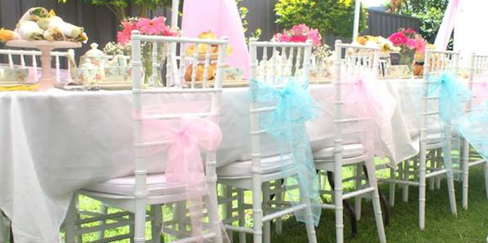 Kara S Party Ideas Floral High Tea Bridal Shower Party