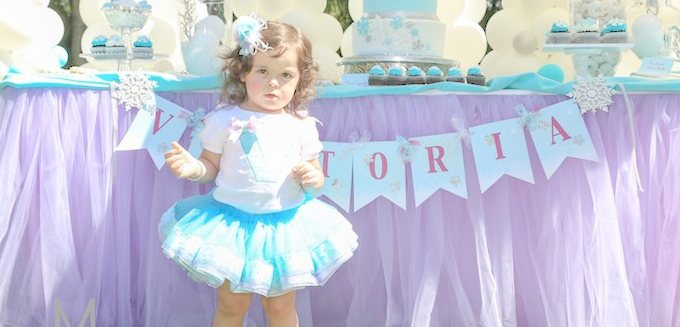 Kara S Party Ideas Disney S Frozen Inspired Birthday Party