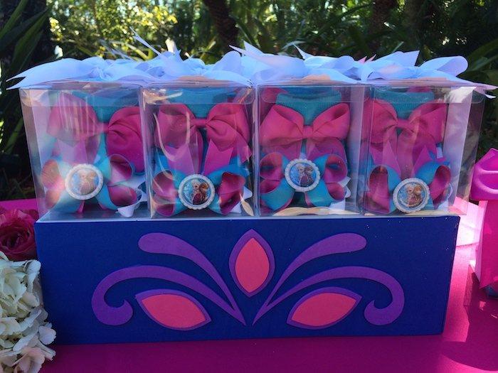 Karas Party Ideas Disneys Frozen inspired birthday party via