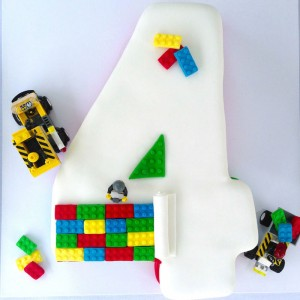 Lego themed birthday party with Such Awesome Ideas via Kara's Party Ideas | Cake, decor, cupcakes, games and more! KarasPartyIdeas.com #LegoParty #legos #legocake #partyideas #partydecor (12)
