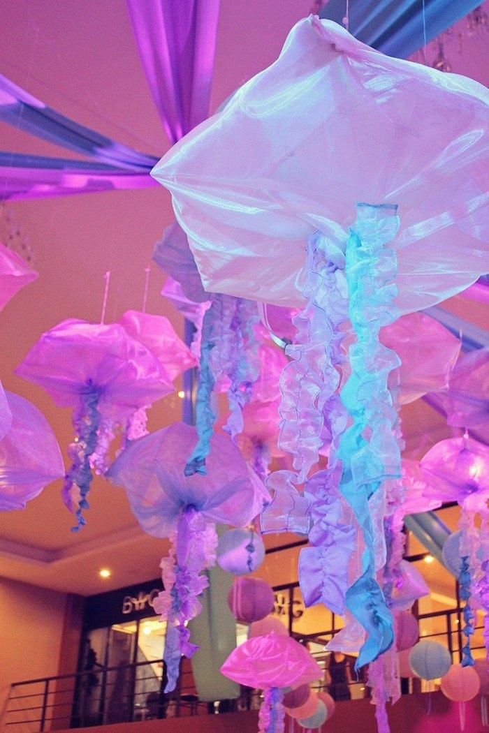 Kara 39 s party ideas mermaids vs pirates themed birthday for Decor vs decoration