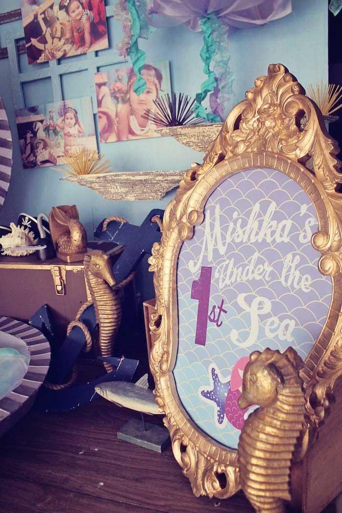karas party ideas mermaids vs pirates themed birthday