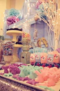 Mermaids vs. Pirates Themed Birthday Party with So Many Really Cute Ideas via Kara's Party Ideas KarasPartyIdeas.com #mermaidparty #pirateparty #mermaidsandpirates #partyideas #partydecor (23)