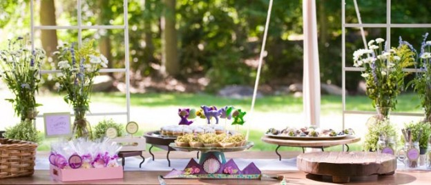 Music Themed Birthday Party with So Many Precious Ideas via Kara's Party Ideas KarasPartyIdeas.com #floralmusicparty #gardenparty #musiccelebration #partydecor #karaspartyideas (1)