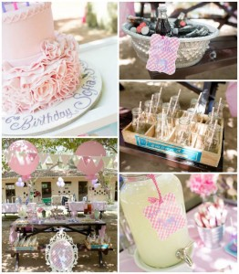 Vintage Pastel Pony themed birthday party Full of Really Cute Ideas via Kara's Party Ideas | Cake, decor, cupcakes, games and more! KarasPartyIdeas.com #ponyparty #pinkpony #partyideas #partydecor #karaspartyideas (25)